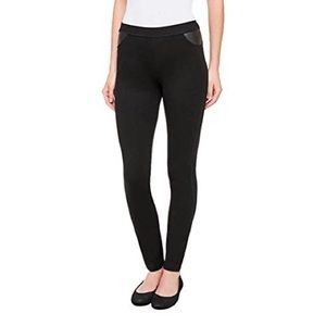 NWT DKNY Jeans Pull On Ponte Pants Large
